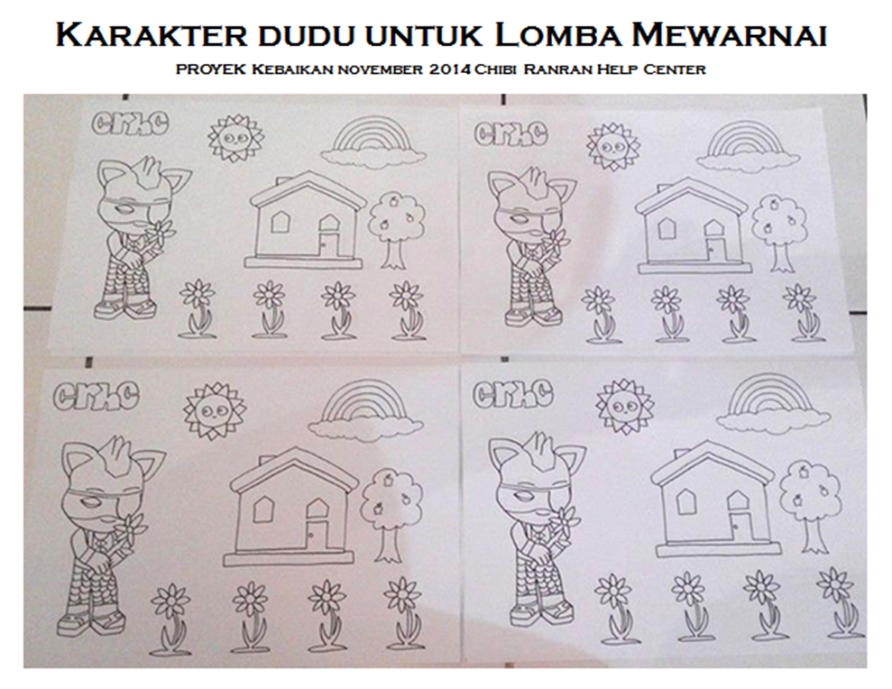 Indonesia Chibi Ranran Help Center