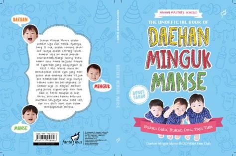 Buku Daehan Minguk Manse