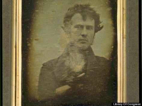 Robert Cornelius selfie_huffingtonpost